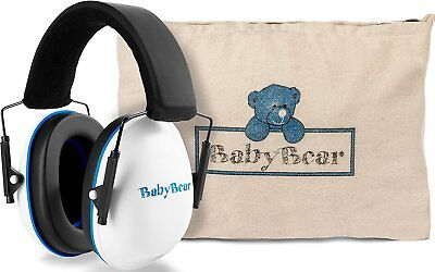 Baby Ear Muff Protection Child Noise Cancelling For 4mo+ Boy Girl Baby Ear Plugs