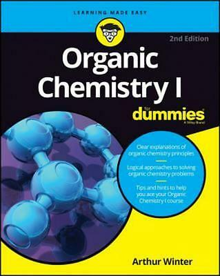 Organic Chemistry I for Dummies, 2nd Edition PDF Read on PC/SmartPhone/Tablet