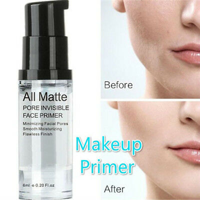 SACE LADY Invisible Pores Face Primer Ultra-smooth All Matte Makeup Foundation