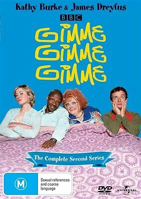 Gimme Gimme Gimme - The Complete Second Series (DVD, 2009)