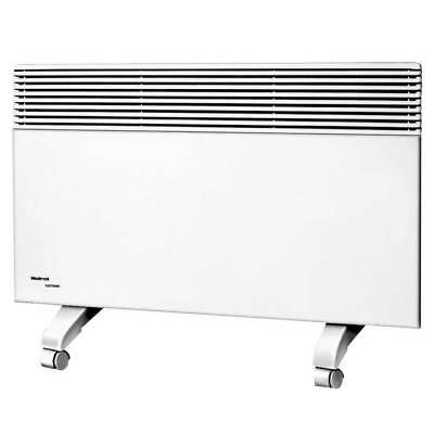 Noirot 7358-8T 2400W Spot Plus Panel Heater with Timer + Castors Included