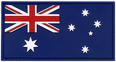 Australian Flag ANF PVC Patch