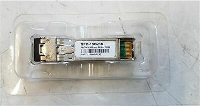 Netgear ProSAFE AXM761 COMPATIBLE 10GBASE-SR SFP+ LC Transceiver, VAT Included