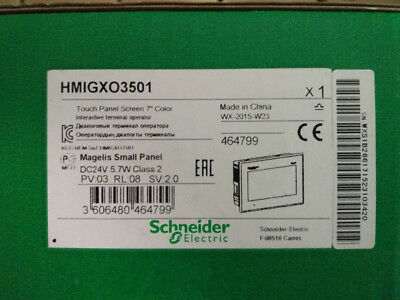 1pcs Schneider Touch Panel HMIGXO3501 NEW IN BOX