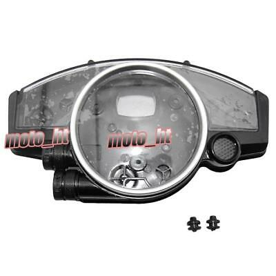 Speedometer Tachometer Case Cover For Yamaha YZF R1 04-2006 R6 2006-2015