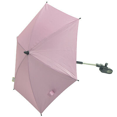 Baby Parasol compatible with Silver Cross Wayfarer Light Pink