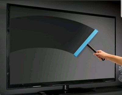 Big Screen Cleaner, Tv Screen Cleaner, Big Screen Tv Wiper 12""