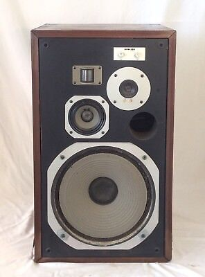 Vintage Pioneer HPM-100 4 Way Stereo Speaker Single Speaker