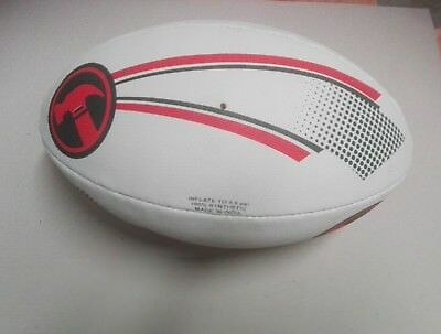 Bunnings Warehouse Rugby Ball Standard Size 100% Synthetic Brand New