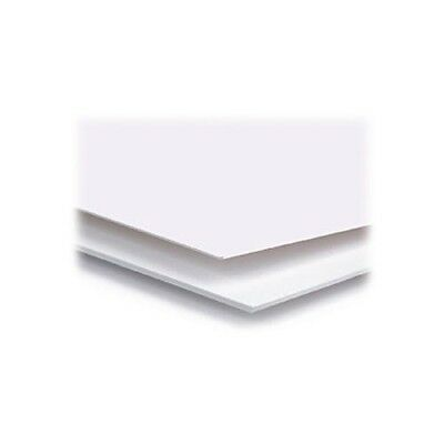 Archival Methods Conservation Mat Board 8 x 10 2-Ply 25 Pk - Pearl White 61-555M