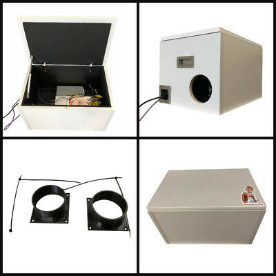 Antminer Sound Proof Cooling Box Insulation Box ASIC BITMAIN Miner Silence Box