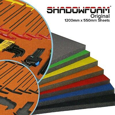 Shadow Foam Sheet | Beta / Bahco Tools Orange | Tool Audit Control Foam