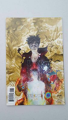 Sandman Overture #6 - 1:100 Special Ink Variant A  Nm