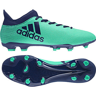 8a9e7dcbb Adidas Men Boots Shoes Soccer Cleats X 17.3 Firm Ground Football Boots  CP9194