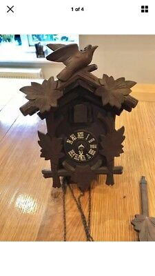 Cookoo Clock For Possible Restoration