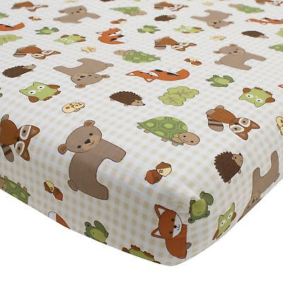 Lambs & Ivy Echo Fitted Crib Sheet