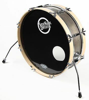 """Small Portable Bass Drum - 6"""" x 22"""" Skinny Bass Drum Pro"""