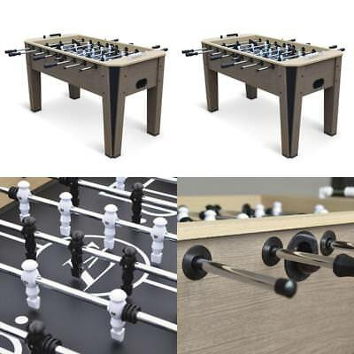 EASTPOINT SPORTS Inch Newcastle Foosball Game Table - Wilson foosball table