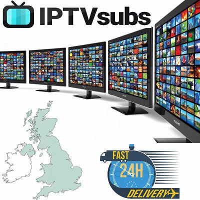 IPTV Superior 24 HOURS Subscription | MAG M3U AMAZON OS SMART TV ANDROID IOS