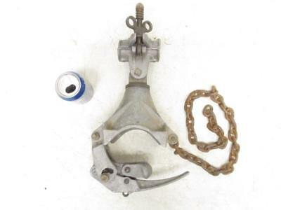 "Hubbell A.B. Chance Pole Type Saddle & Tightener 1-1/2"" Clamp"