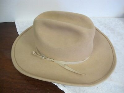 VINTAGE UNITED HATTERS Union Made Corduroy CAP HAT w  Ear Flaps Size ... fe1f2fe33906