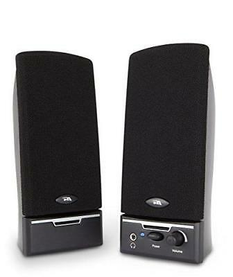 Cyber Acoustics 2.0 Amplified Speaker System Delivering Quality Audio