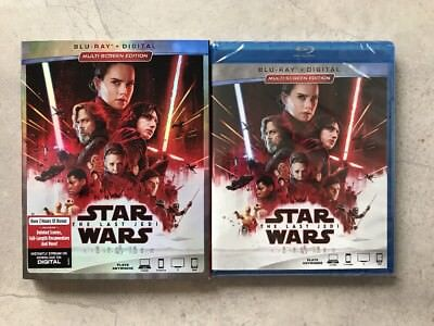 Star Wars: The Last Jedi (Blu-ray + Digital HD, Bilingual)