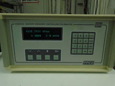 Dhi Dh Instruments Ppc2-A1000 Pressure Controller/calibrator 1000 Psi