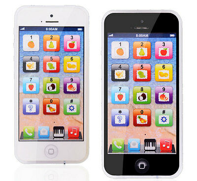 Mobile  Phone Toy Kid Baby Music Learning Study YPhone 4S 5S Touch USB charge