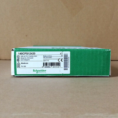 1PCS Schneider 140CPS12420 NEW in box