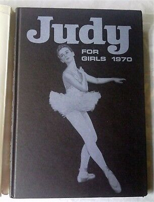 JUDY FOR GIRLS 1970 (D C Thomson HB, 1969)