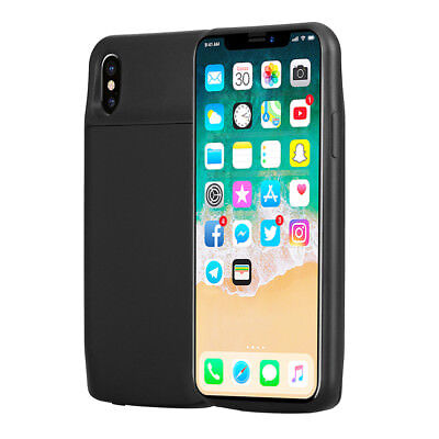 coque rechargeable iphone x