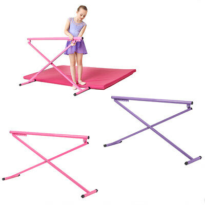 Madison Ballet Barre Folding Training Bar Portable Gymnastics Height Adjustable