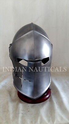 SPARTAN KING LEONIDAS 300 MOVIE HELMET GREEK REENACTMENT MEDIEVAL Yule Day GIFtT