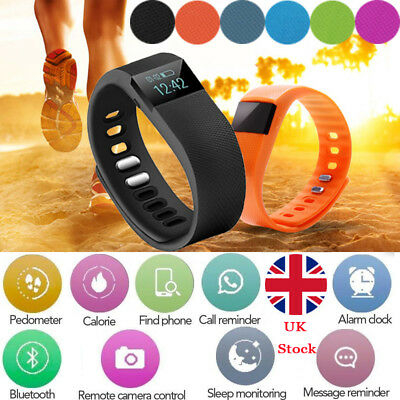 Kids Activity Tracker Pedometer - Children Fitness Band Step Counter Smart Watch