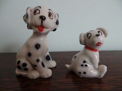 Wade Tv Pets Simon & Rolly From Disney 101 Dalmations Whimsies