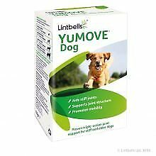 Lintbells YuMOVE Dog supplement for stiff and older dogs, 60 tablets