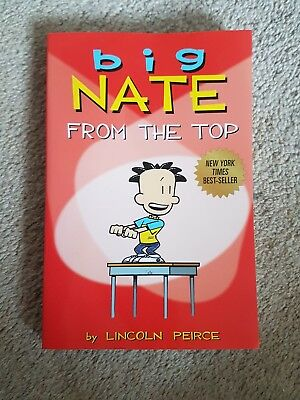 Big Nate From the Top Book by Lincoln Peirce (Paperback, 2010)