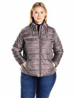 Polo Assn Choose SZ/Color U.S Women's Moto Puffer Jacket