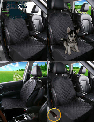 Alfheim Dog Car Seat Cover Nonslip Rubber Backing With Anchor And An