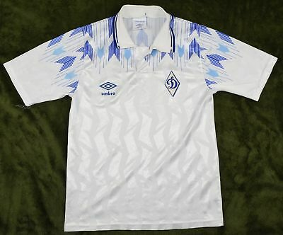 1990 Dynamo Moscow home shirt - Size LB