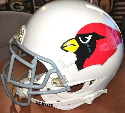 d8216578 ST. SAINT LOUIS Chicago Arizona Cardinals Throwback 1960 Decals Football  Helmet