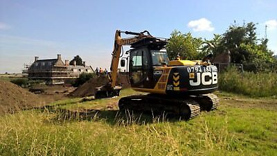14 Ton Excavator For Hire