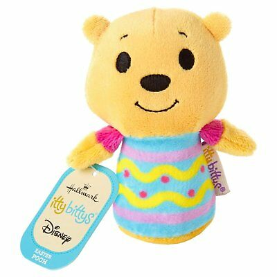 EASTER POOH~Itty Bittys~Disney~Winnie the Pooh~Easter~Hallmark~NWT