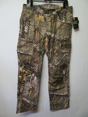 Under Armour Deadload Storm 1 Camo Pants Size 34/32 1313212-946 New With Tags