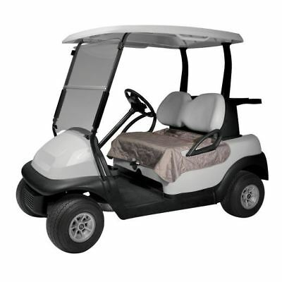 Fairway Golf Buggy Cart Seat Blanket Houndstooth