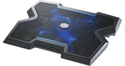 Cooler Master Notepal X3 R9-NBC-NPX3-GP Notebook Cooling Pad 20cm Blue LED Fan