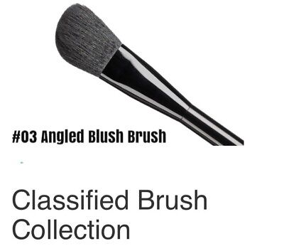 Brand New Limelight by Alcone Angled Blush Brush #03