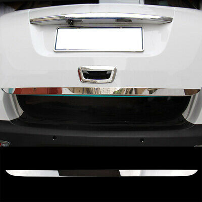 Fit For Buick Encore Chrome Rear Trunk Tail Gate Trim Door Cover Accent Strip