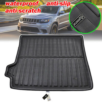 Cargo Mat Rear Trunk Boot Liner Floor Tray For Jeep Grand Cherokee WK2 2011-2019